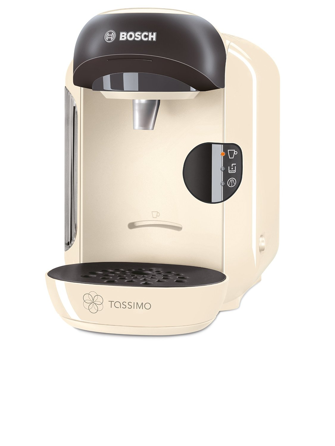 bosch tassimo tas1257gb vivy hot drinks and coffee machine. Black Bedroom Furniture Sets. Home Design Ideas