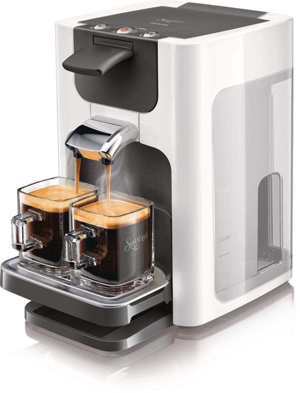 philips hd 7863 10 senseo quadrante coffee pod machine white love your kitchen. Black Bedroom Furniture Sets. Home Design Ideas