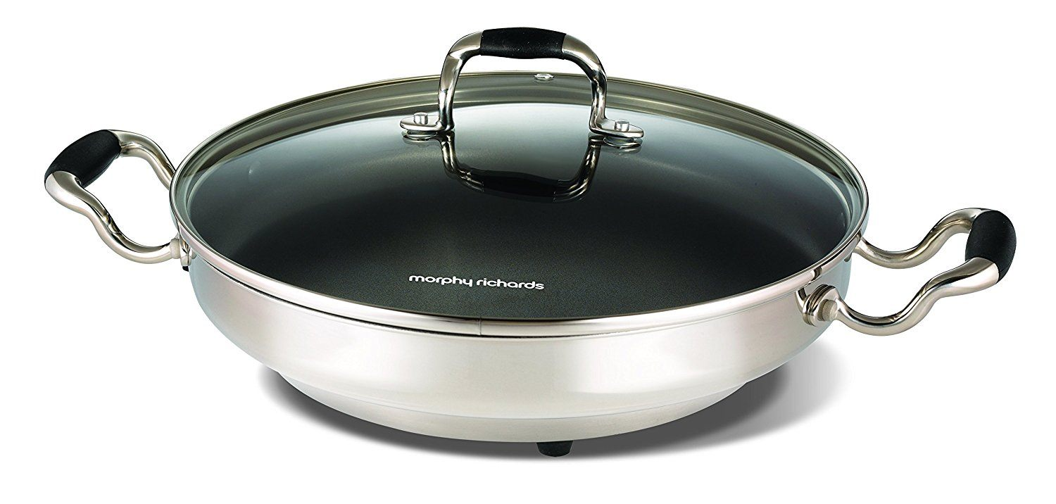 Best Electric Skillet Reviews Uk 2018 Top 5 Skillets