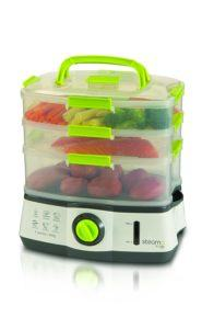 number 2 rated electric food steamer