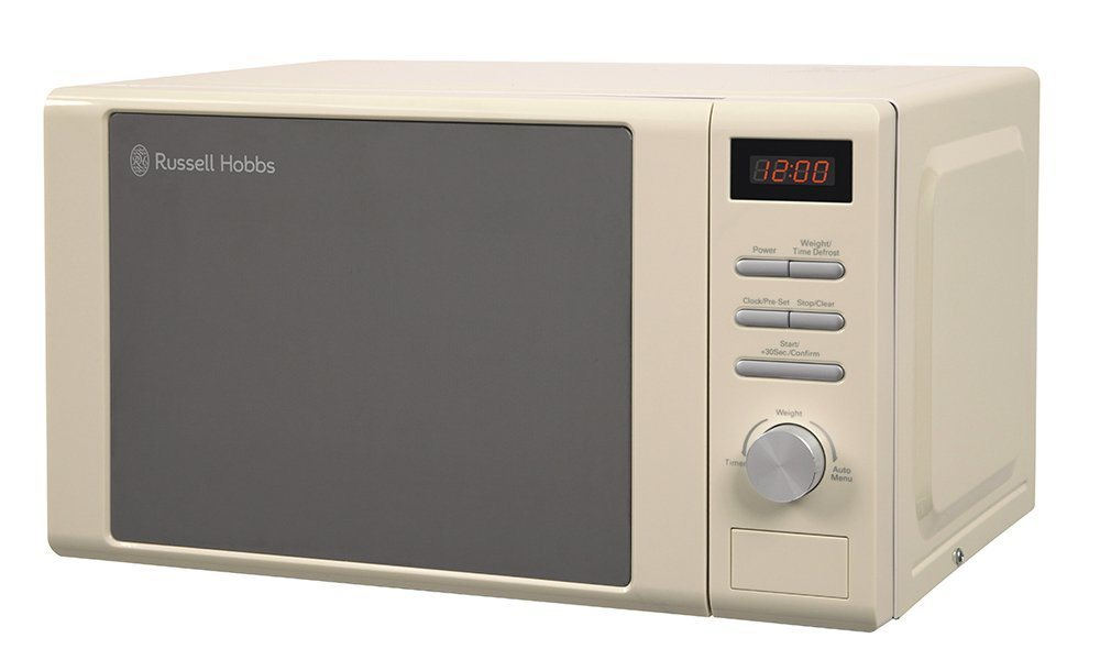 number 8 rated microwave oven