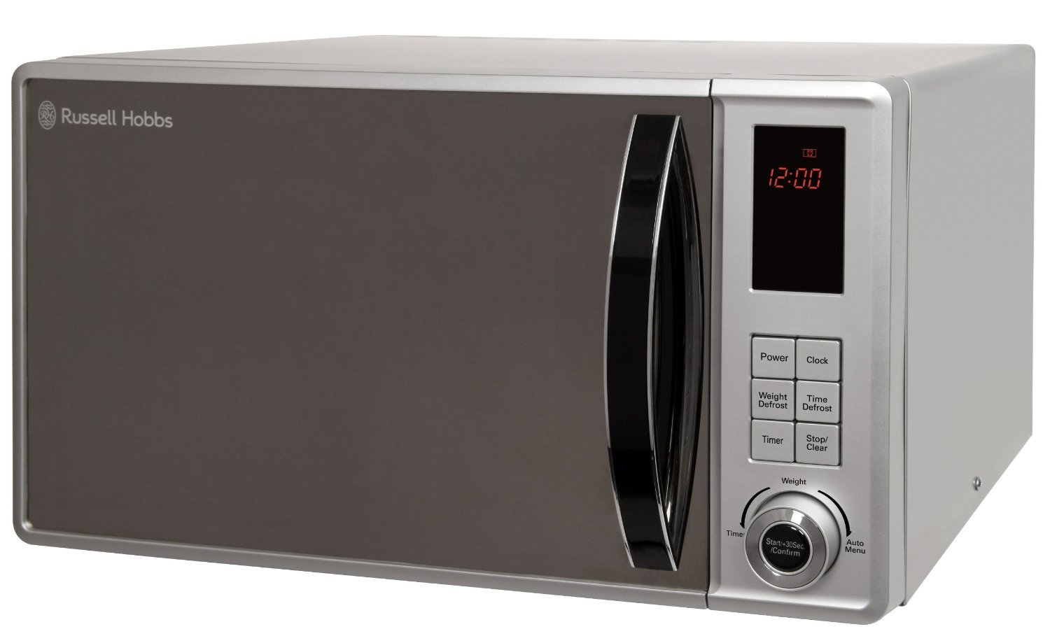 number 4 rated digital microwave