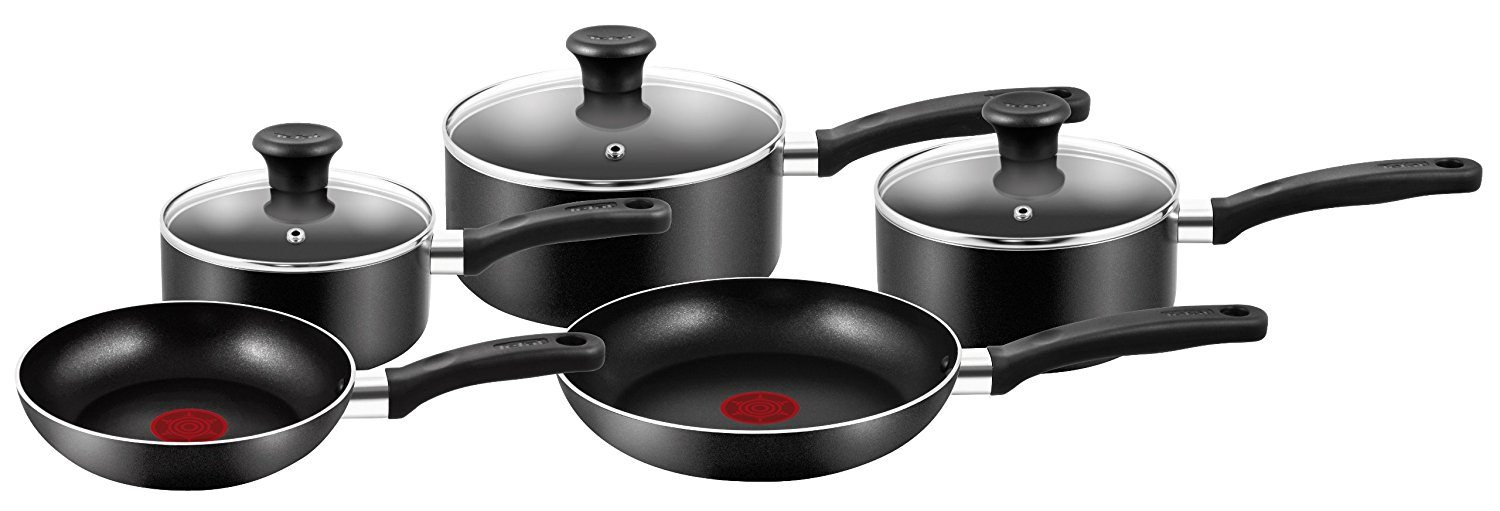 tefal pot and pan set