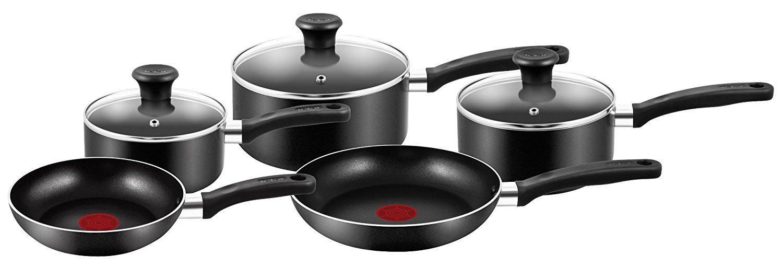 tefal pot and pan set