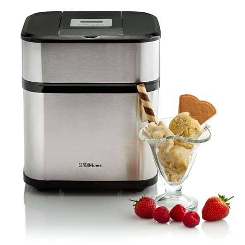 number one rated ice cream maker